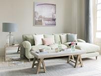 Crumpet chaise sofa
