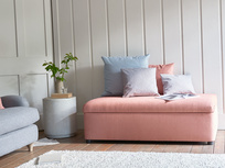 Bed in a Bun double hideaway bed