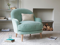 Sweetspot comfy occasional chair