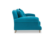 Crumpet sofa - side detail