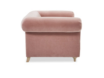 Humblebum elegant love seat side detail