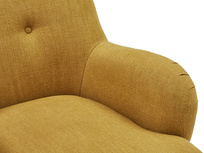 Diggidy bedroom chair arm detail