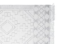 Sketch floor rug