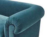 Humblebum roll arm upholstered sofa