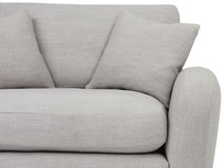 Easy Squeeze love seat front side detail