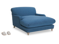 Pudding chaise love seat