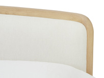 Smoothie wooden bed frame