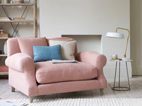 Crumpet scatter back cushion love seat
