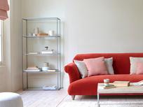 Souffle feather free sofa