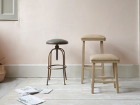 Kitchen bar stool range