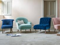 British made occasional chairs