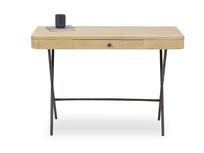 Jotter slim line wooden desk