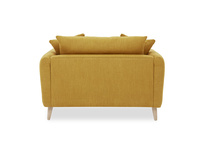 Squishmeister comfy Love Seat Chaise back