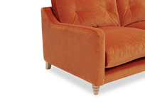 Slim Jim Comfy Corner Sofa Side detail