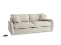 Large Easy Squeeze Sofa Bed in Thatch house fabric