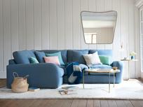 Easy Squeeze large comfy corner sofa
