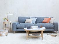 Strudel handmade modern sofa