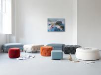 Footstool storage ottoman range