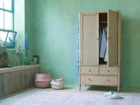 Valentine Wooden Bedroom Armoire