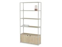 Tall Tim Industrial Shelves Angle