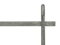 Side Busboy Metal Frame detail