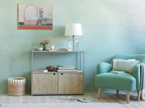 Low Tim Wooden Sideboard cabinet