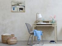 Outta Sight Wooden Storage Desk