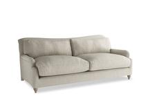Large Pavlova Sofa in Thatch house fabric