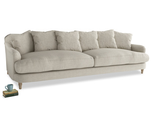 Achilles Sofa in Thatch house fabric