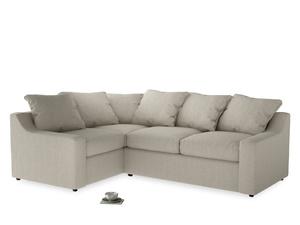 LLH Cloud Corner Sofa Bed Cut Out
