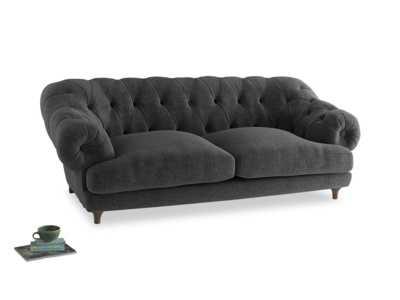 Large Bagsie Sofa in Shadow Grey wool