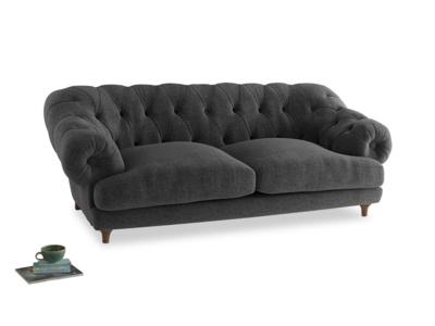Large Bagsie Sofa in Shadow Grey wool