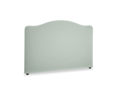 Kingsize Luna Headboard in Mint clever velvet