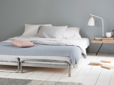 Daybed Digs with comfy mattress