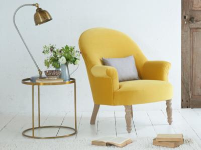 British made very comfy Munchkin armchair