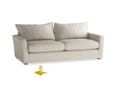 Contemporary extra comfy Pavilion sofa bed