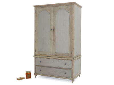 Haybarn Reclaimed Wood Wardrobe