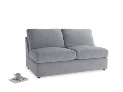 Medium Chatnap Sofa Bed in Dove grey wool