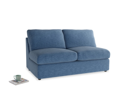 Chatnap Storage Sofa in Hague Blue cotton mix
