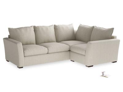 Pavilion luxury comfortable corner sofa bed