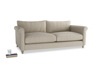 Large Weekender Sofa in Shingle Classic Linen