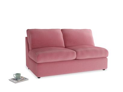 Chatnap Sofa Bed in Blushed pink vintage velvet