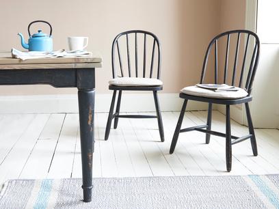 Chortler wooden kitchen chairs