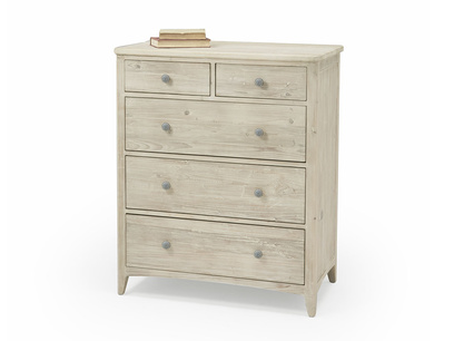 Driftwood reclaimed fir chest of drawers