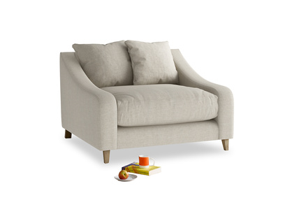British made Oscar love seat and snuggler