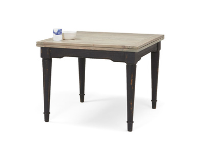 Toaster Flip Top farmhouse style kitchen table