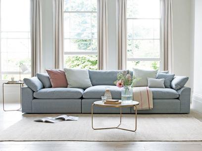 Cuddlemuffin comfy deep sofa