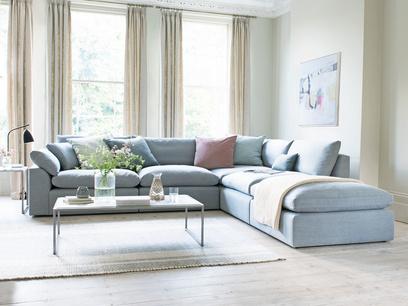 Cuddlemuffin comfy modular footstool