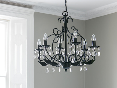 Treasure hanging chandelier light