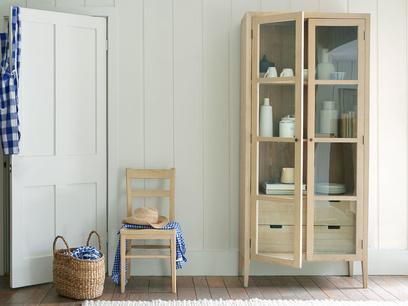 Super Kernal free standing larder cupboard